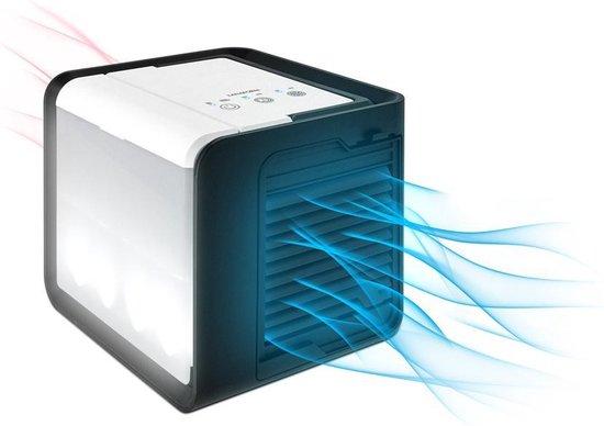 Breezy Cube Personal Air Cooler LA 120801 Lanaform